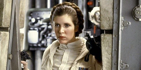 Star Wars perd sa Princesse...Carrie Fisher, la Galaxie est éplorée !