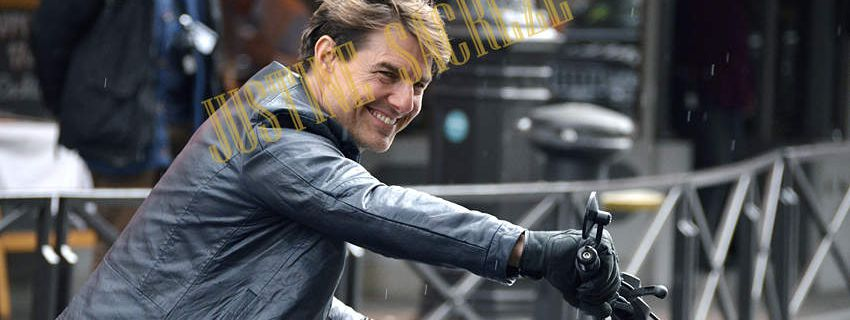 Mission Impossible 6 Tom Cruise fait fondre le goudron de la rue des Pyramides !