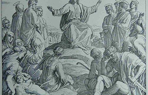 JESUS-CHRIST ET LE SERMON SUR LA MONTAGNE - THEOLOGIE ET SPIRITUALITE