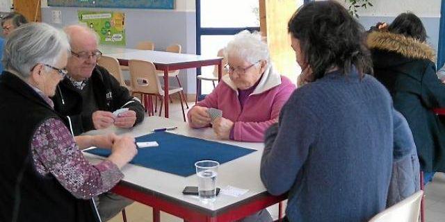 Ouest-France / Un concours de belote au profit de l'école Le Votten