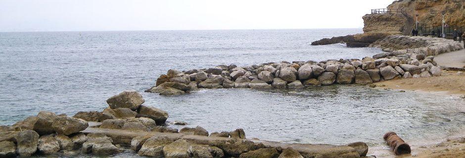 Carry Le Rouet, promenade au bord de mer