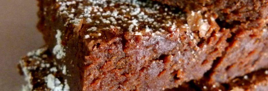 Brownie de la Tite Astrid, facile et super bon !