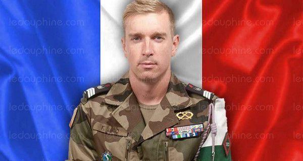 Décès au Mali du maréchal des logis-chef Fabien JACQ