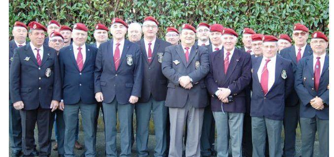 L'UNP dans la presse: article Le Dauphiné réunion des Bureaux des sections Rhône Alpes