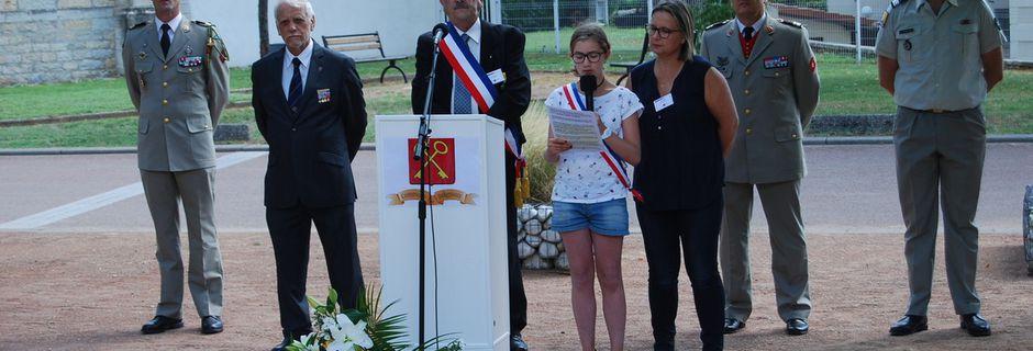 14 juillet 2017 à Montluel et Beligneux