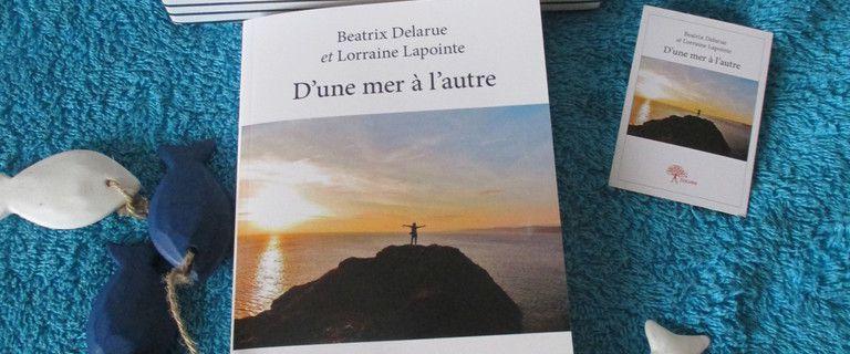 """Poèmes sur la mer : """"D'une mer à l'autre"""""""