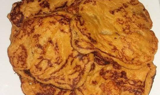 pancake patate douce