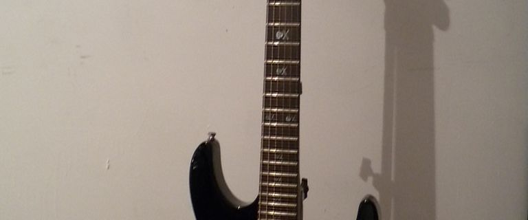restauration ESP Kirk Hammet KH-2