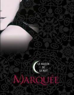 La maison de la nuit tome 1 à 4 de PC et Kristin Cast (2011)