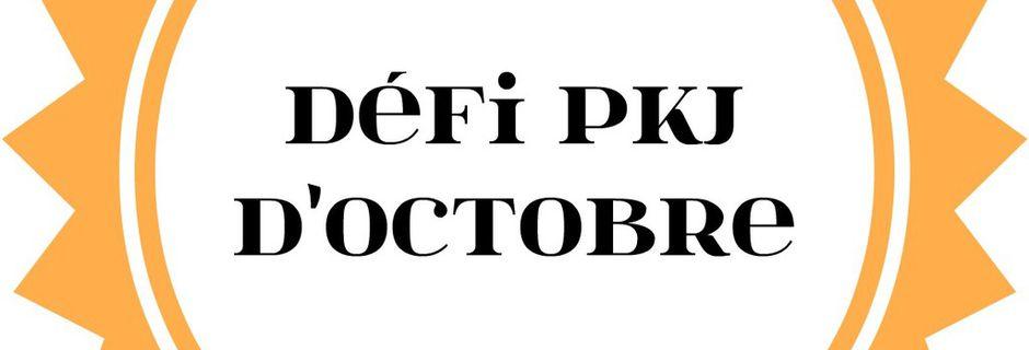 Defi PKJ octobre 17