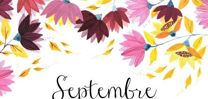 Les chroniques de maman3fois: Septembre is back