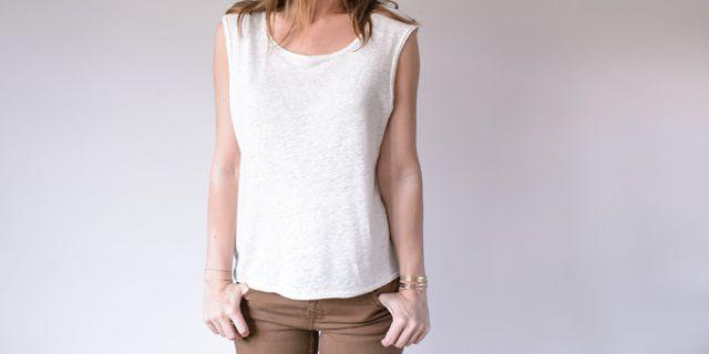 T-shirt Aime Comme Madrague