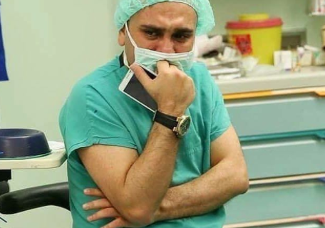 Sad! See what this Doctor experienced [DETAILS]