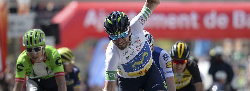 Valverde, V pour victoires