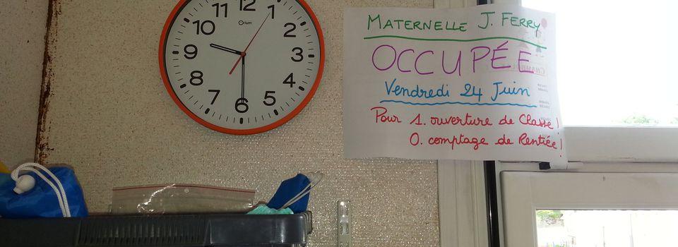 Education : contre les fermetures de classe dans le 94. Déambulation samedi 20 mai à Créteil