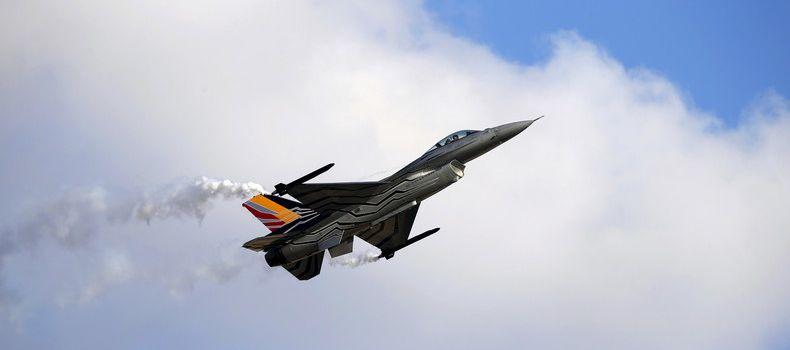 Deux avions belges ont bombardé un village syrien et tué six civils