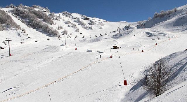 ski de piste à guzet en Ariege