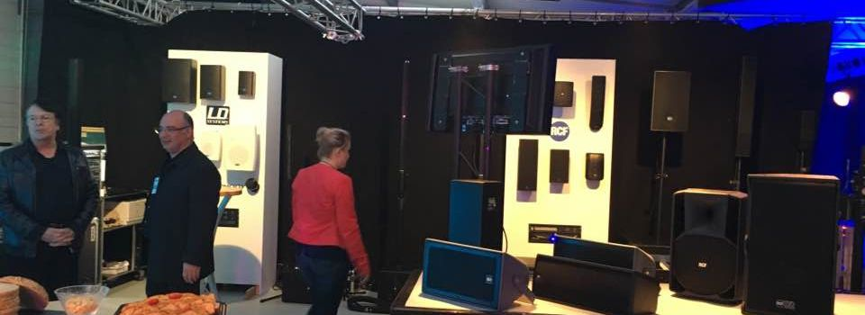NEWS RCF : SOIREE PORTE OUVERTE CHEZ ELECTRONIC LOISIRS - ANGERS