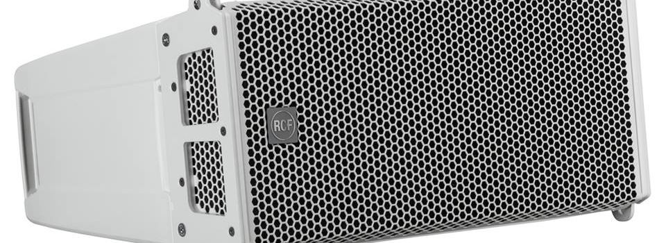 NEWS RCF  LINE ARRAY  HDL 6 - A