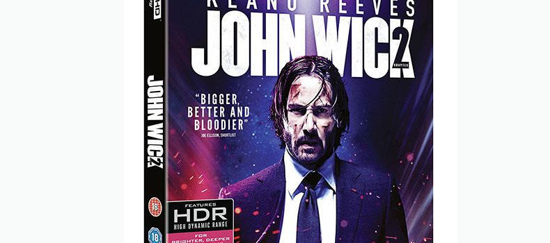 John Wick: Chapter 2 censuré de 23 secondes au Royaume-Uni !