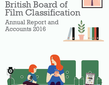 Le British Board of Film Classification vient de publier son rapport annuel