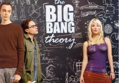 THE BIG BANG THEORY - Fabrice Josso /  Chuck Lorre et Bill Prady