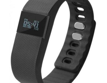 Test - Smartband AT300 Tracker Activités Prixton - Noir