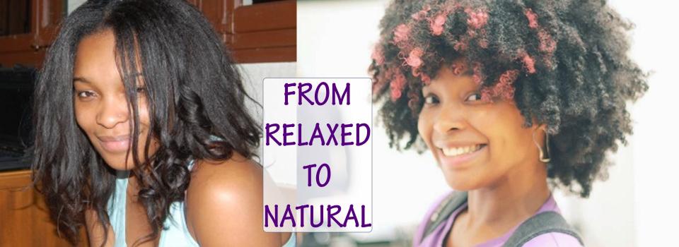 [VIDEO] Mon évolution capillaire Part 2 : du défrisage au naturel
