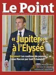 Les médias conventionnels vont-ils demander la canonisation de Macron ?
