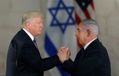 Trump fait à nouveau le bonheur de la droite israélienne