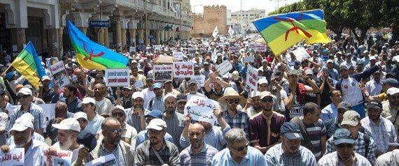 La société civile marocaine se solidarise avec le Rif