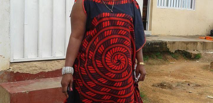Lufwa lwa Ndona Sofia Lawu Nzengele