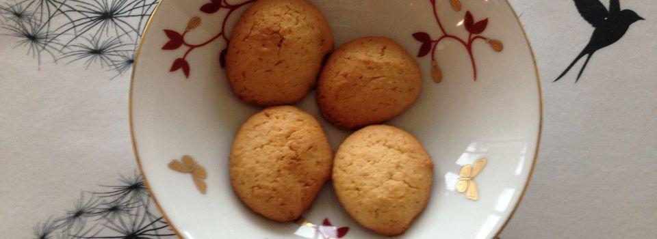 Recette de bonne maman : biscuits au miel