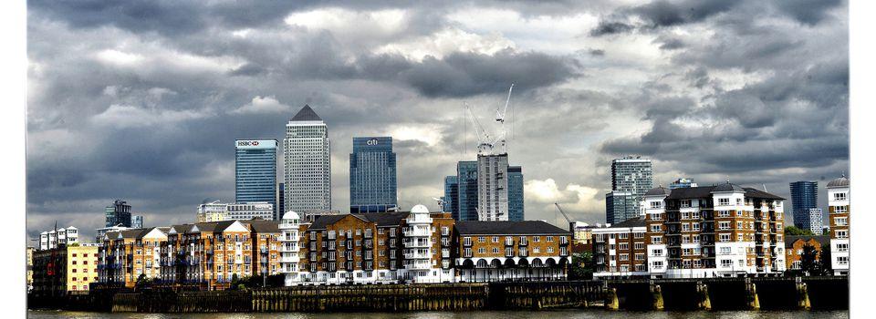Londres entre modernisme et ancien.