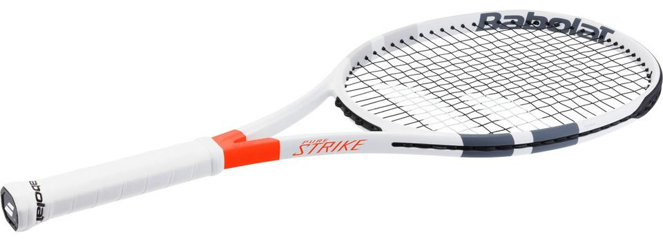 Test Babolat Pure Strike 100