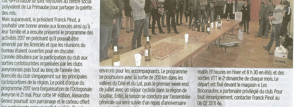 Article Galette 2017