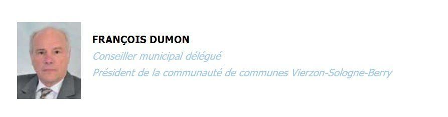 François Dumon n'est plus délégué au commerce