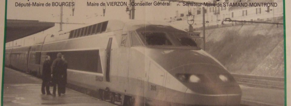 Comment Vierzon a-t-il pu rater le train de sa position géographique ?