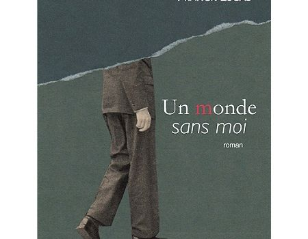 """Franck Lucas """"Un monde sans moi"""" Erick Bonnier Éditions"""