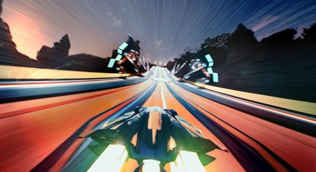 Redout, un WipeOut-like arrive sur PS4 en version boite