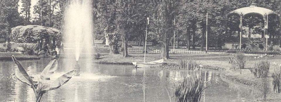 Bienvenue sur le blog de arnaud willay r agissez aux articles historiques sur b thune publi s for Jardin 19eme siecle