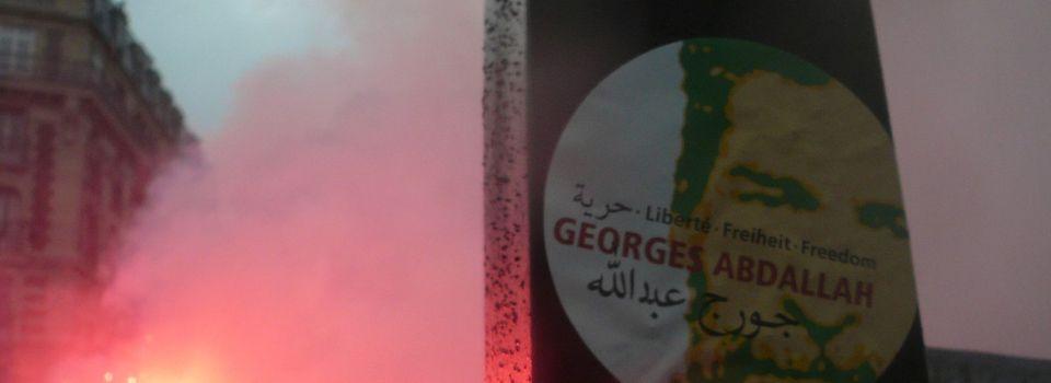 Georges Abdallah : L'Etat français et la guerre de Classe !