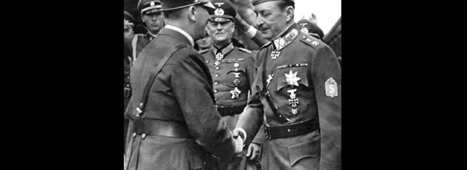 Des enregistrements inédits d'Adolf Hitler refont surface