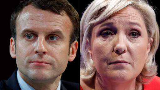 Second tour Le Pen - Macron : Une vraie opposition