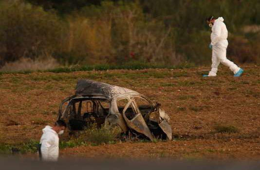 A Malte, une blogueuse qui dénonçait des affaires de corruption assassinée