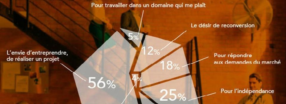 Les motivations des fondateurs de start-up