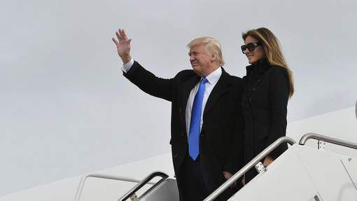 10.000 euros d'amende à l'avion de Trump, nous nous rendons ridicules