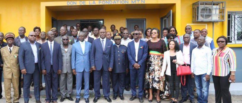 L'ensemble des MTN'ers, engagés pour faire de MTN Congo le meilleur opérateur du secteur des télécoms au Congo