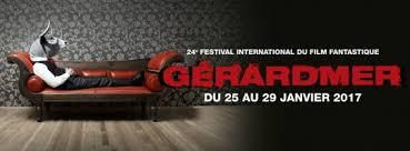 Programme officiel du Festival de GERARDMER 2017