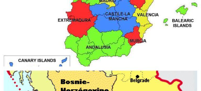 Après la Yougoslavie, l'Espagne ?